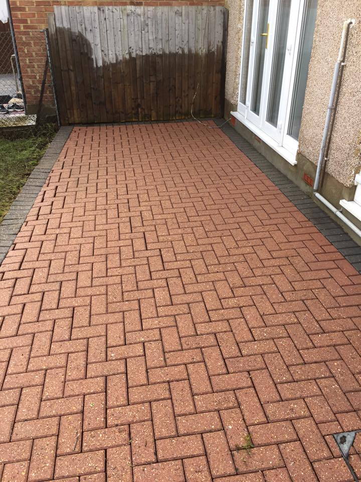 Block Paving Restoration After