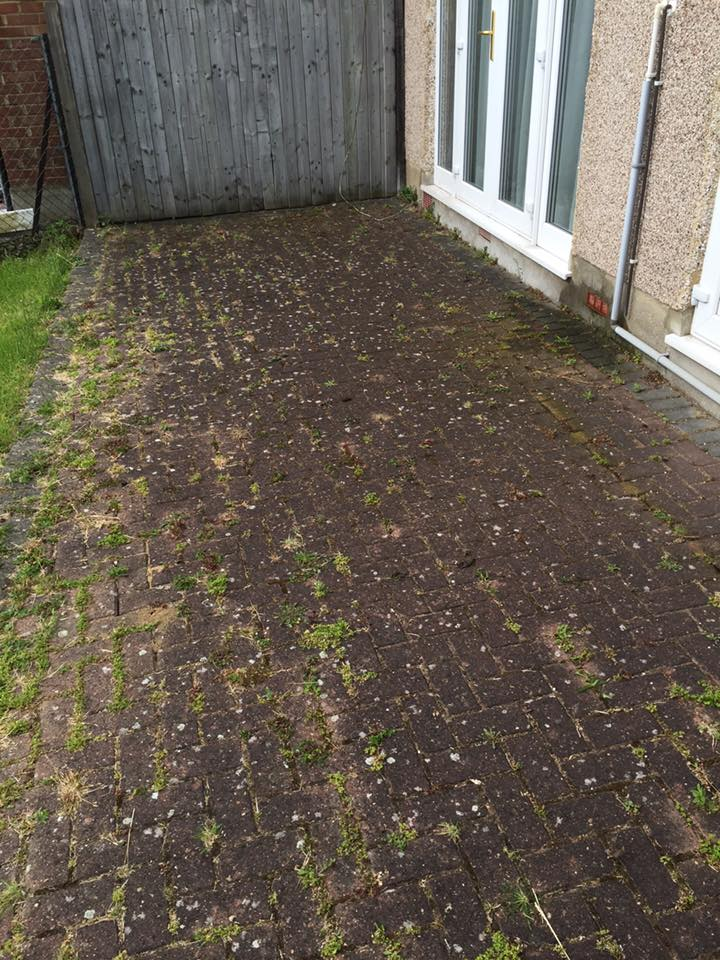 Block Paving Restoration service