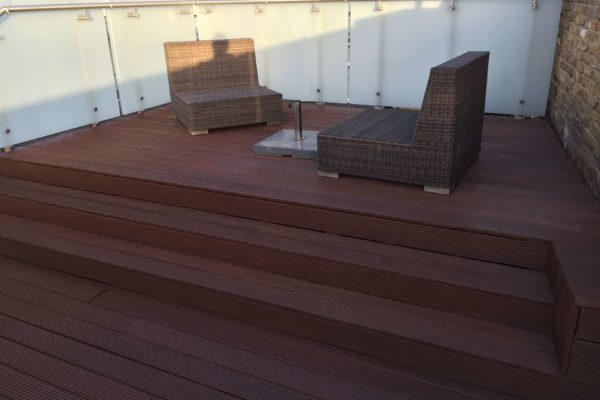 Wooden decking cleaners London